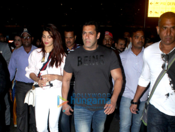 Salman Khan, Aamir Khan and others snapped at the airport