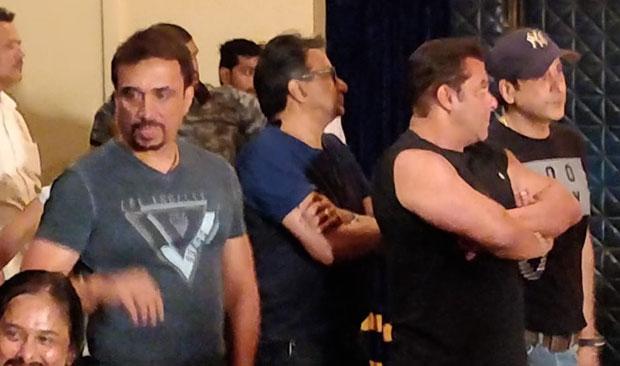 Salman Khan powered Dabangg Reloaded grand rehearsals were SPELLBINDING!
