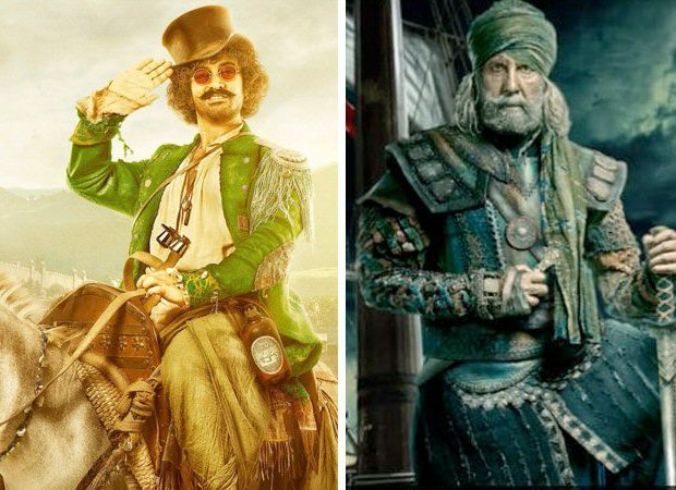 YRF to release Aamir Khan - Amitabh Bachchan starrer Thugs of Hindostan in 4DX across the world