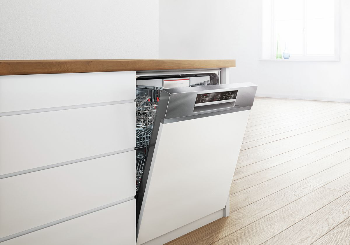 dishwasher not cleaning dishes bosch