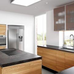 Kitchen Planners Tuscan Design 博世厨房规划师 Bosch 根据您要打造的外观选择厨房材料