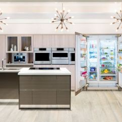 Kitchen Refrigerator Ikea Doors Refrigerators Robert Bosch Home Appliances European Design For A Sleek Built In Look