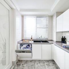 Kitchen Planners Rooster Decor 博世厨房规划师 Bosch 独立房间 小 15 M L 型 现代