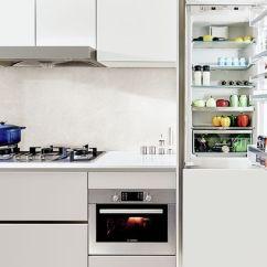 Kitchen Planners Block 博世厨房规划师 Bosch 独立房间 小 15 M 双排型 现代