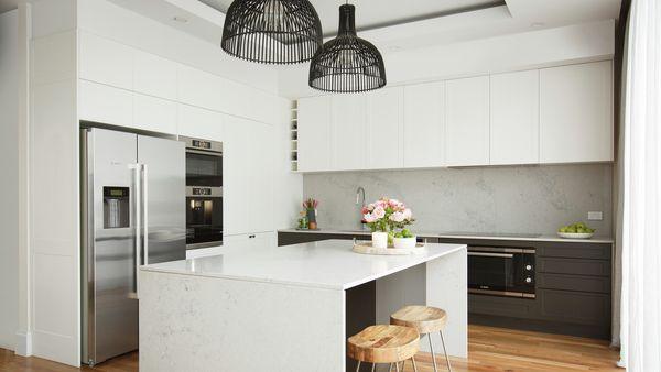 bosch kitchen showcase design ideas services tips tricks built in open plan medium 15 25 m2 with island classic