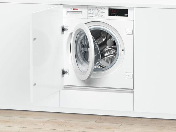 Lave Linge Et Lave Linge Sechants Encastrables Bosch Electromenager