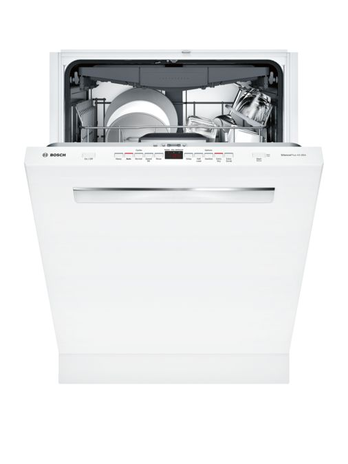 Bosch Dishwasher Silence Plus 50 Dba Manual : bosch, dishwasher, silence, manual, BOSCH, SHP865WD2N, Dishwasher