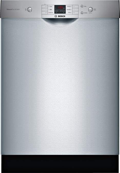 Bosch Dishwasher Silence Plus 50 Dba Manual : bosch, dishwasher, silence, manual, BOSCH, SHEM3AY55N, Dishwasher
