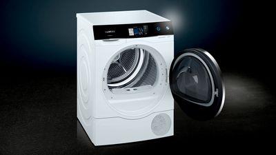 Seche Linge Pompe A Chaleur Et Condensation Siemens Electromenager