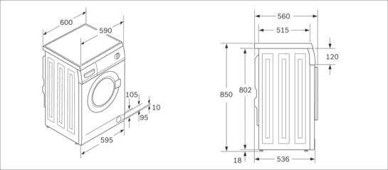 Bosch classixx 5 kullanım kılavuzu