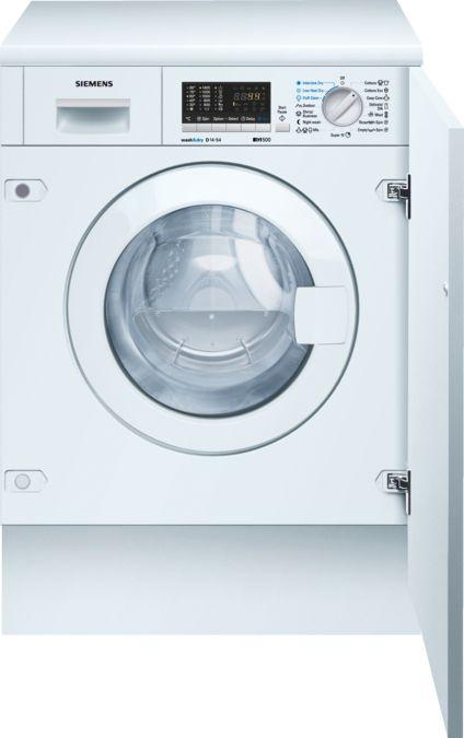 SIEMENS - WK14D540HK - 洗衣乾衣機