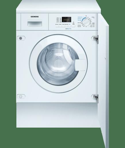 SIEMENS - WK14D321HK - 洗衣乾衣機