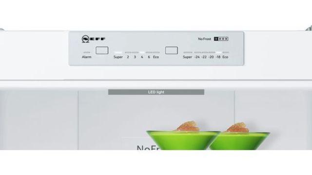 N 50 Combină frigorifică independentă 186 x 60 cm Inox-easyclean KG7362I30 KG7362I30-5
