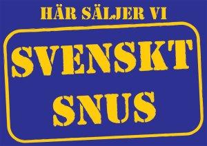Svenskt snus på Cajutan i Bangkok och Hua Hin