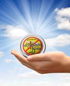 Myggtvålen är tillverkad av 100 % naturliga ämnen. Kan användas av vuxna och barn i alla åldrar. Hjälper mot torr hud, psoriasis, denguefeber och malaria.