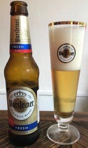 Alkoholfri öl, lättöl finns nu på Cajutan i Bangkok