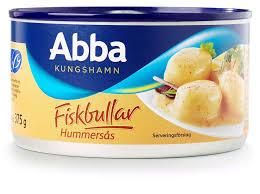Abba, fiskbullar i hummersås finns att köpa på Cajutan i Bangkok