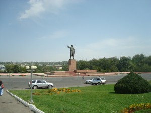 Lenin i Osh