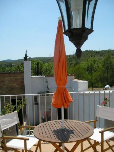 Casa Rustica Sala Casa Rural en Torrelles De Foix