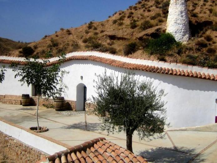 Casas Cueva Lopera Casa Rural en Cortes Y Graena Granada
