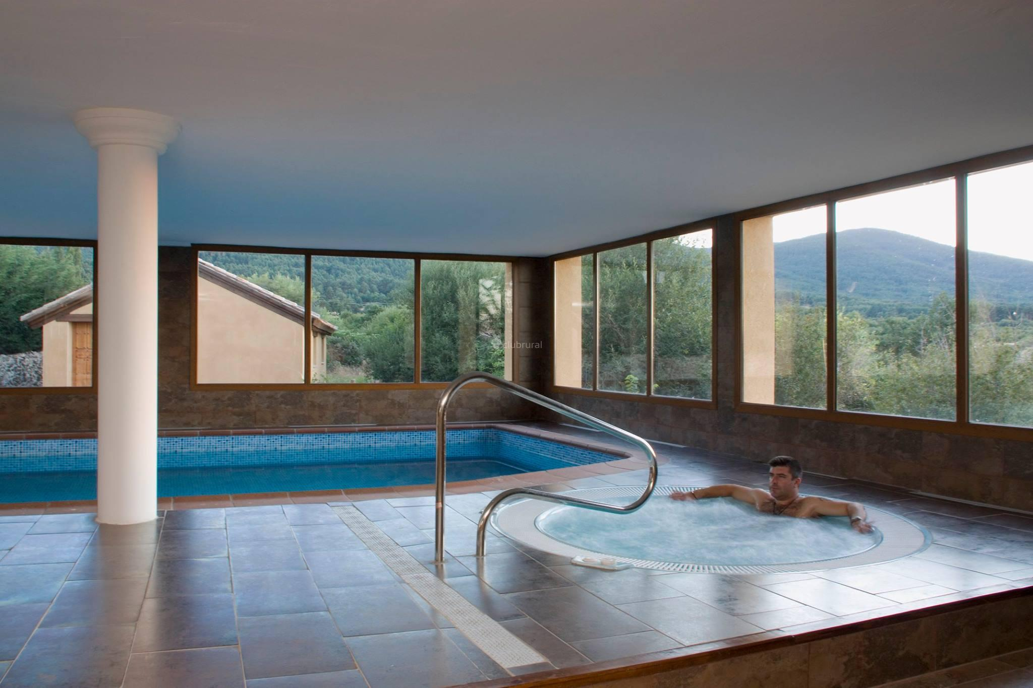 Fotos de Manantial Del Chorro  SPA  Segovia  Navafria  Clubrural