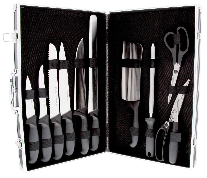 malette couteaux de cuisine professionnel