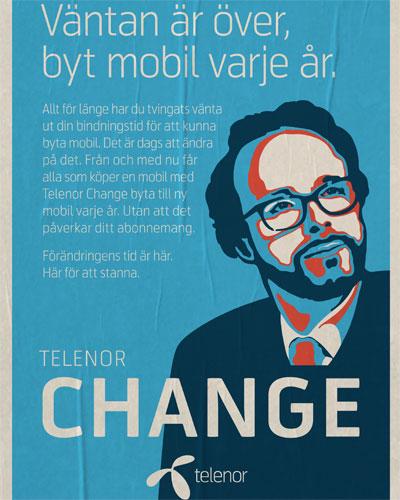 Telenor-change