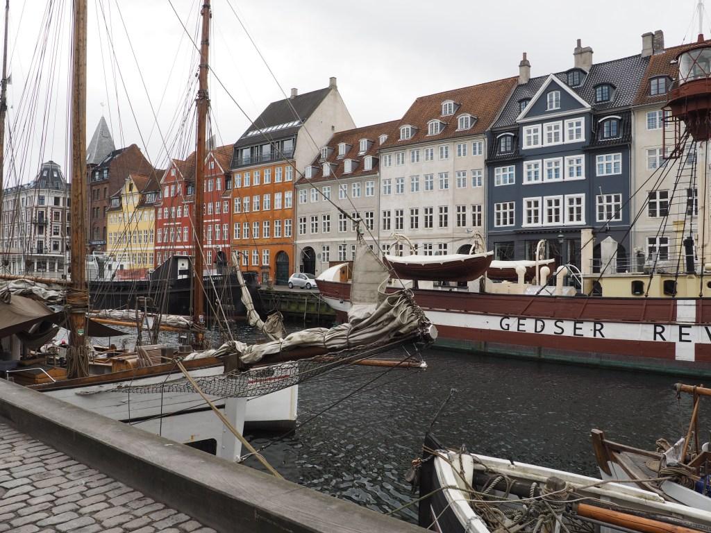 tåg till Köpenhamn