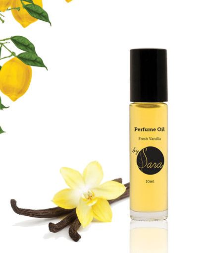 Recension: Ekologisk parfymolja från Organics by Sara