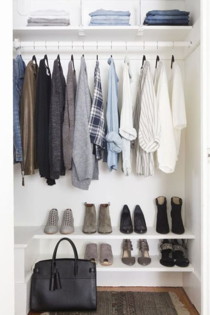 Garderobsutrensning - en kommande drömgarderob?