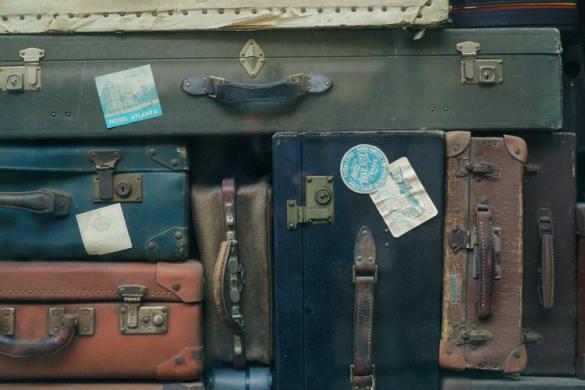 Jakten på den perfekta väskan, eller: kan man bara strunta i att packa en väska?