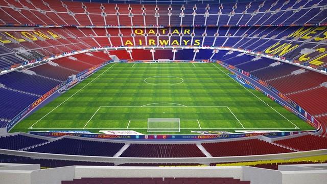 FC Barcelona Van Wagner