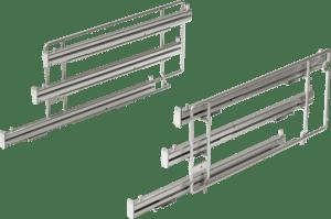 Combi-steam oven 400 series Stainless steel-backed full