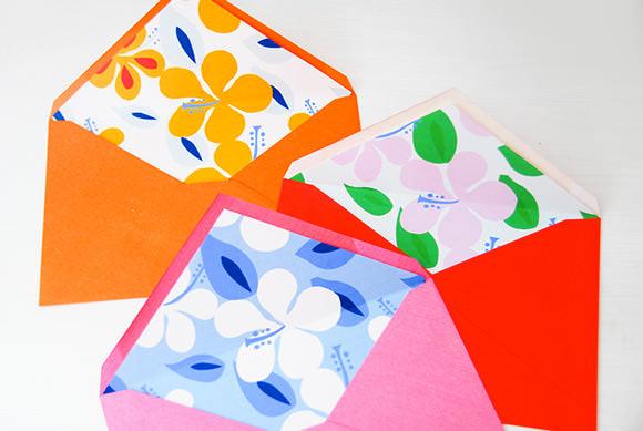 Handmade Charlotte printable-envelope-liner