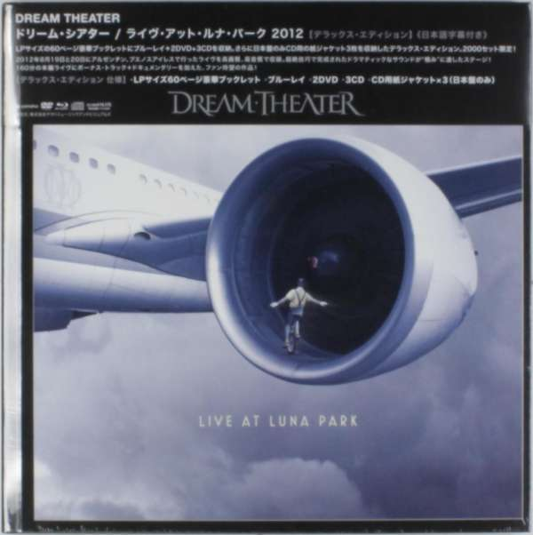 Dream Theater Live At Luna Park 2012 (limited Deluxe