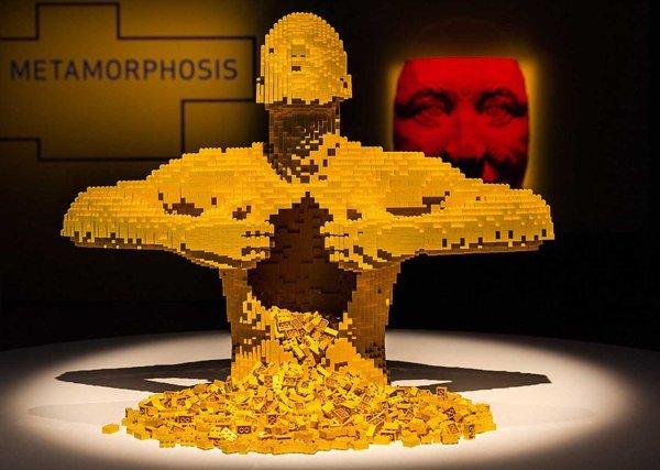 World' Largest Display Of Lego Art Coming Oregon