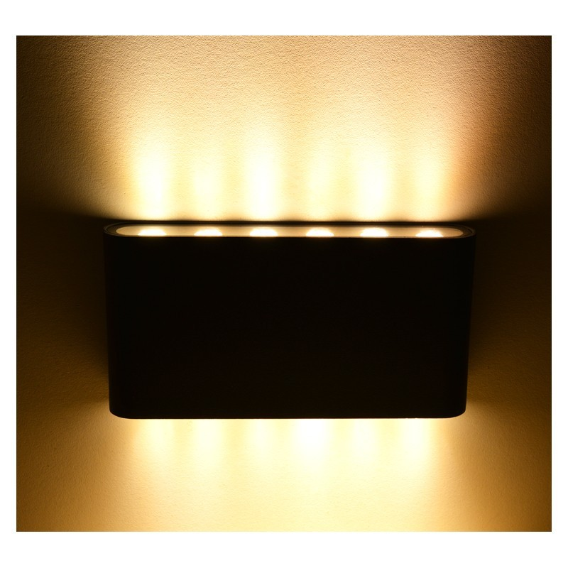 applique murale led 10w rectangulaire