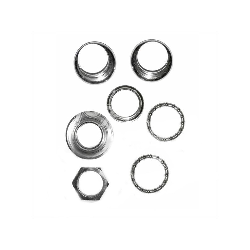 Motorkit Steering bearings set for Peugeot Fox, 103 SP