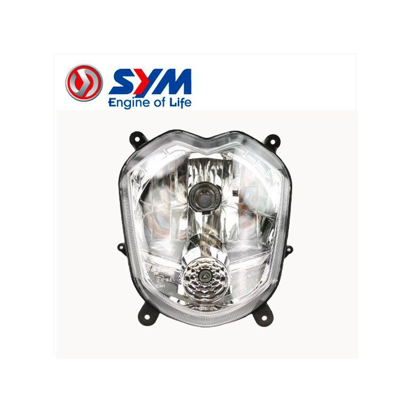 Headlight Unit SYM ORBIT 2 Complete
