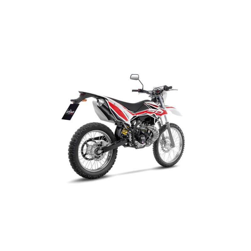 LEOVINCI Exhaust Leovince X-Fight BETA RR 50 Enduro Sport