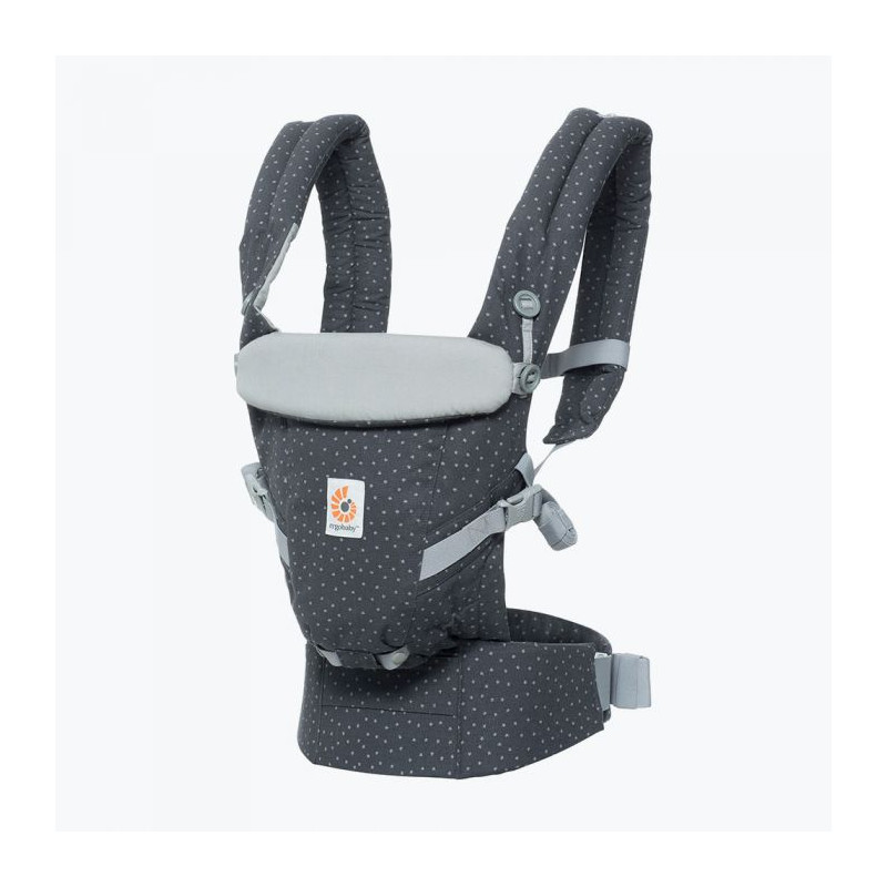 Baby carrier physiological Ergobaby Adapt Grey Starry