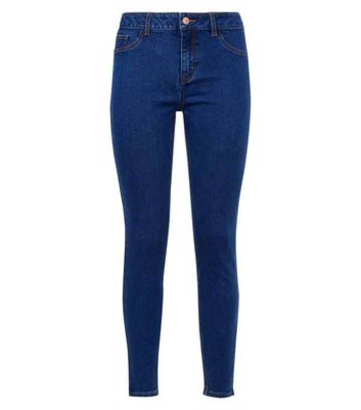 blue skinny jenna jeans  - Denim under $45