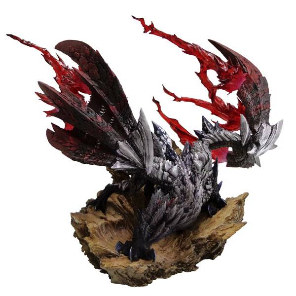Monster Hunter Creators Model Sky Comet Dragon Valphalk