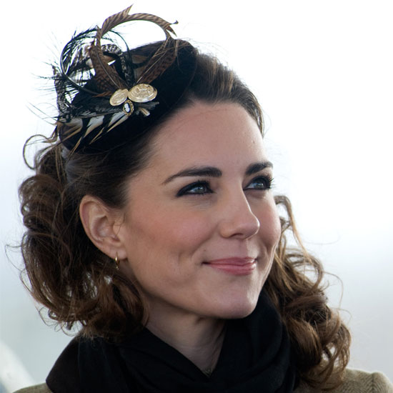 Kate Middleton Fascinators and Hair Accessories  POPSUGAR Beauty