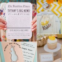 Baby Shower Food Ideas: Baby Shower Favor Ideas Neutral Gender