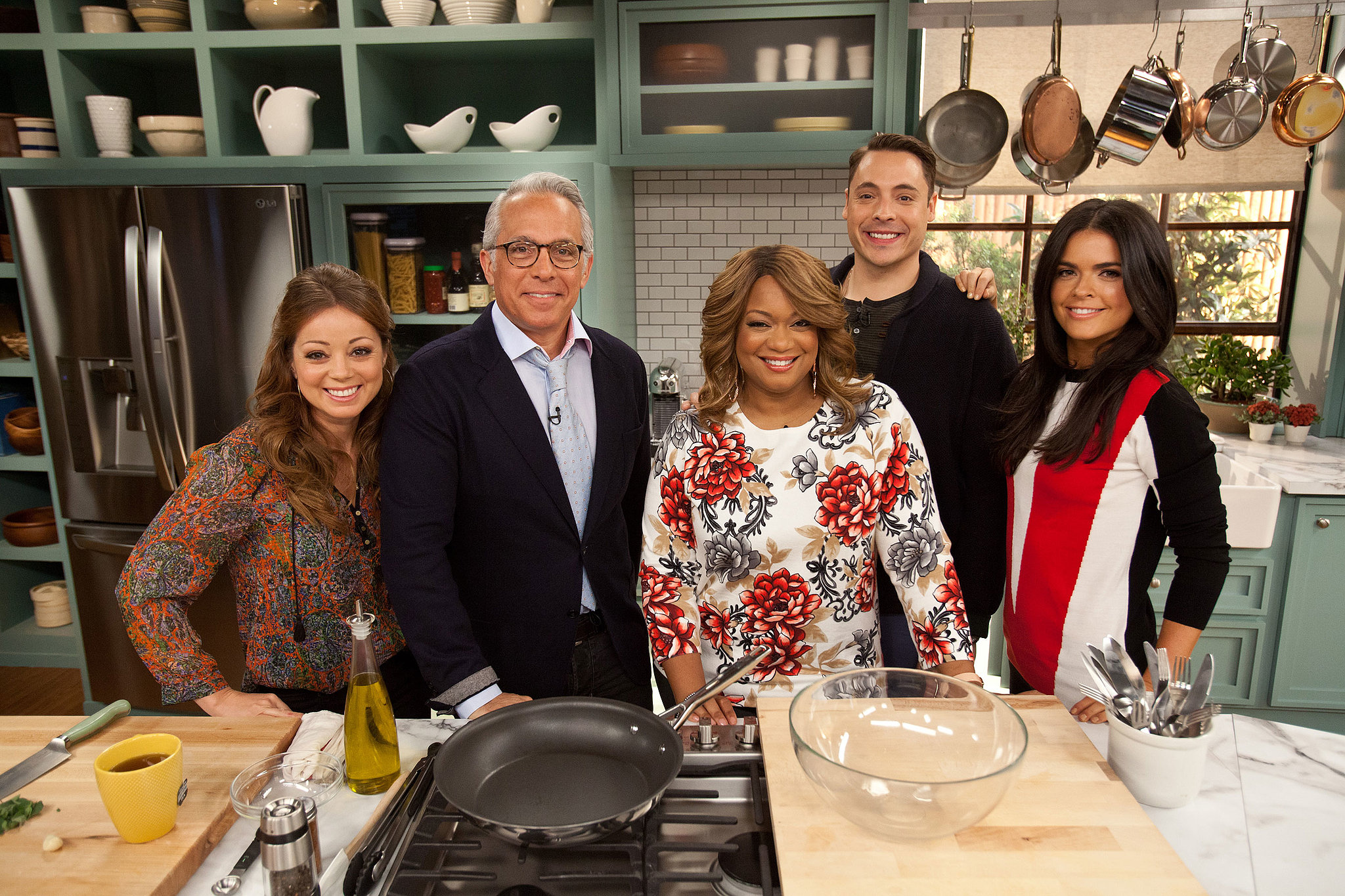Food Networks The Kitchen  8 CantMiss Food Picks This Month  POPSUGAR Food