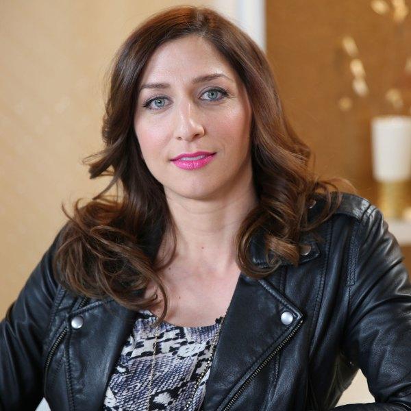 Chelsea Peretti Brooklyn Nine-nine Interview Video Popsugar Celebrity