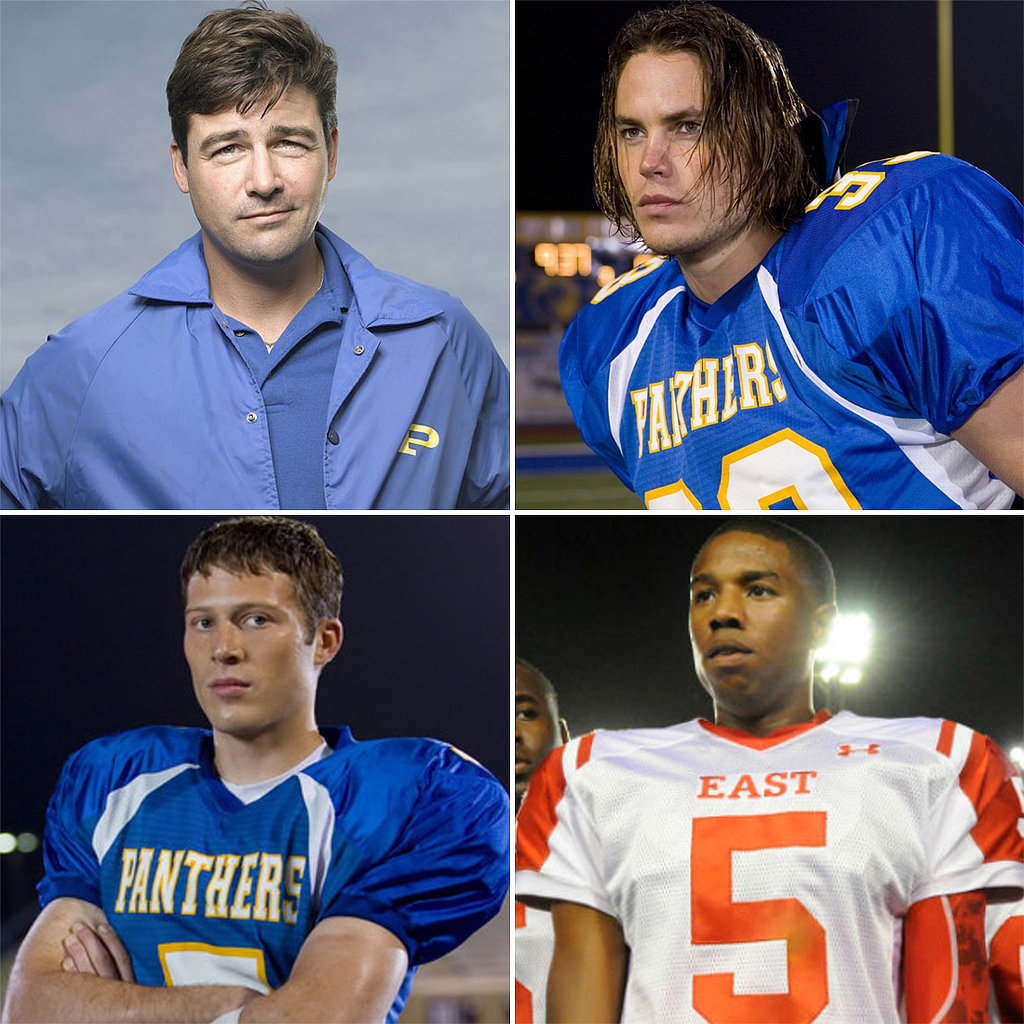 Friday Night Lights Tv Characters
