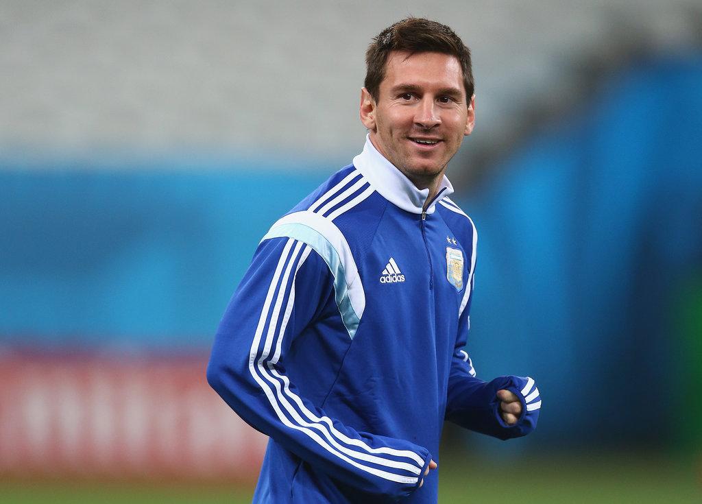 Argentina: Lionel Messi