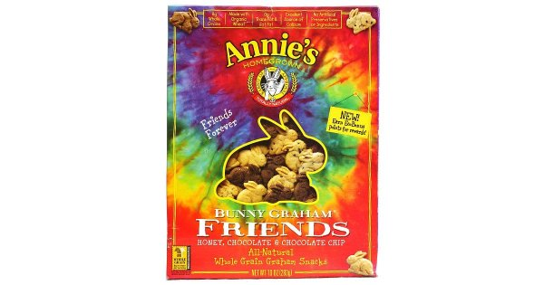 Annie39s Bunny Graham Friends The Healthy StoreBought
